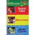 Eureka® Bulletin Board Set, Center Signs With Real Photos