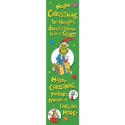 Eureka® Dr. Seuss™ Toddler - 12th Grades Vertical Banner, The Grinch