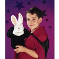 Folkmanis® Rabbit in Hat Hand Puppet