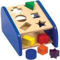 Guidecraft® Hide 'n Seek Shape Sorter