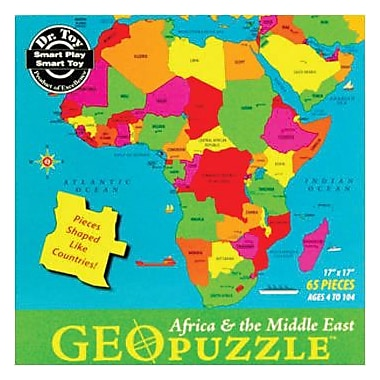 Geotoys™ Africa Geopuzzle