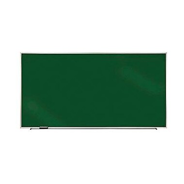 Ghent® Duroslate Chalkboard With Aluminium Frame, Green, 24in. x 36in.