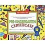 Hayes® Pre-kindergarten Certificate, 8.5(L) x 11(W)