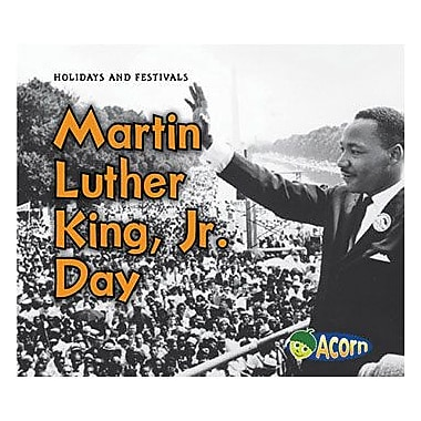 Capstone® Acorn Martin Luther King Jr Day (Paperback) Book