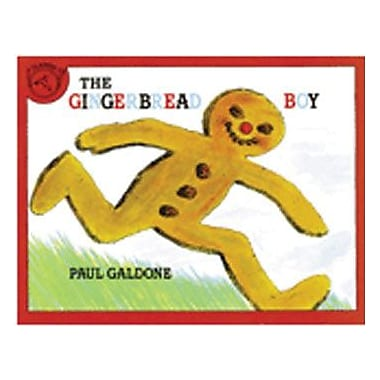 Houghton Mifflin® The Gingerbread Boy Big (Hardcover) Book