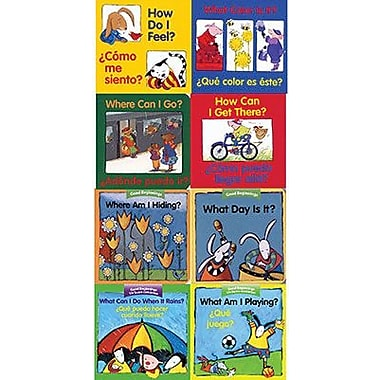 Houghton Mifflin® Good Beginnings Bilingual Board Books
