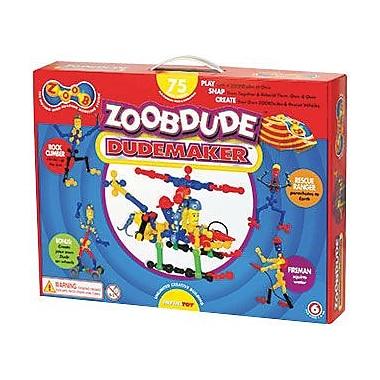 Infinitoy® ZOOB®Dude Dudemaker™ Kit