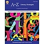 Incentive Publication A To Z Literacy Strategies Book,