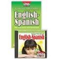 Sara Jordan Publishing™ Bilingual Pre School CD/Book Kit, Grades Pre School