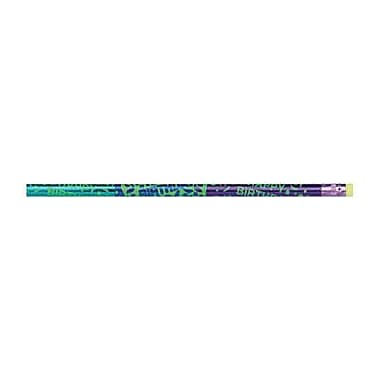Moon Products Pencil, Thermo Happy Birthday