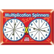 Kagan Publishing Multiplication Spinner