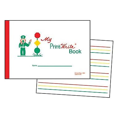 Kurtz Bros Inc 8 1/2in. x 11in. My print write® Book