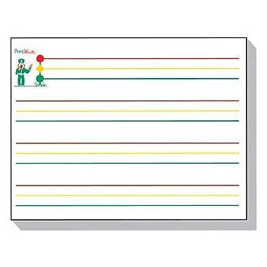 Kurtz Bros Inc 11in. x 8 1/2in. print write® Practice Paper