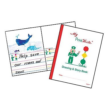 Kurtz Bros Inc 11in. x 8 1/2in. print write® Drawing & Storybook