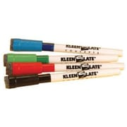 Kleenslate Concepts® Attachable Eraser For Small Barrel, 4/Pack