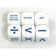 Koplow Games Math Operation Dice, Grades 3rd -7th