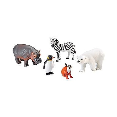 Learning Resources® Jumbo Zoo Animals Set