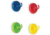 Learning Resources LER2694 Magnetic Hook Set, Assorted