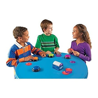Learning Resources® Double Duel™ A Sound-Alike Word Game, Grades 2nd+