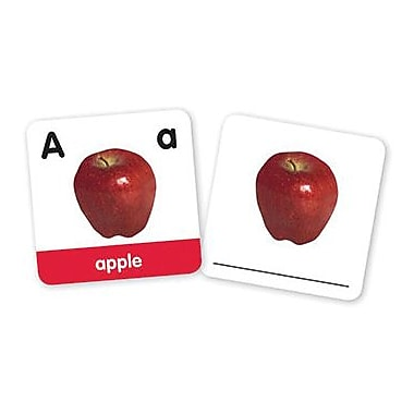 Learning Resources® Alphabet Photo Flash Card