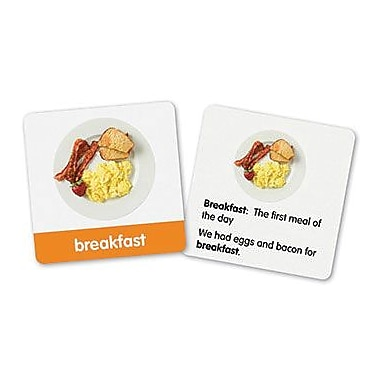 Learning Resources® First Grade Vocabulary Photo Card Set