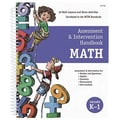 Learning Resources® Assessment and Intervention Handbook, Grades Kindergarten - 1st