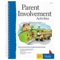 Learning Resources® Parent Involvement Math Book, Grades Kindergarten - 3rd