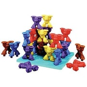 Lauri® Toys Tall Stacker™ Mighty Monkey® Pegs and Pegboard Set