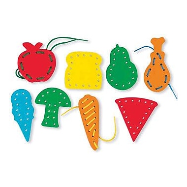 Lauri® Toys Lacing and Tracing Snack Time