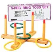 Martin Sports®Ring Toss Set, 4/Set