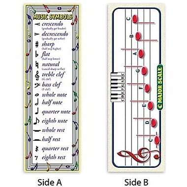 McDonald Publishing® Music Basics Bookmark