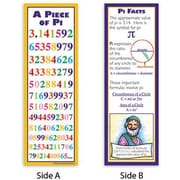 McDonald Publishing® A Piece of Pi Smart Bookmark, Grades 1st - 8th