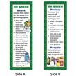 McDonald Publishing® Go Green Bookmark