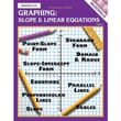 McDonald Publishing® Graphing Slope & Linear Equations Repro Book, Grades 4th - 9th
