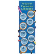 McDonald Publishing® Colossal Poster, Figurative Language