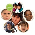 Mojo Education® Face Puzzle, Cultural Children