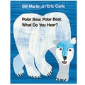 Macmillan Mps Polar Bear, Polar Bear, What Do You Hear Classic Book