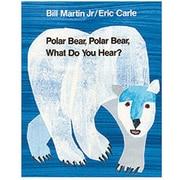 Macmillan Mps Polar Bear, Polar Bear, What Do You Hear Classic Book