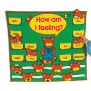 Get Ready Kids® How Am I Feeling Fabric Chart