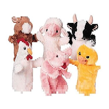 Creative Minds® Farm Animal Plush Puppets