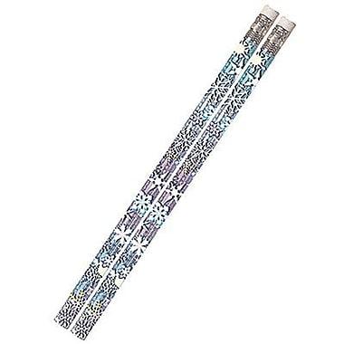 Musgrave® Snowflake Glitters Pencil, Dozen