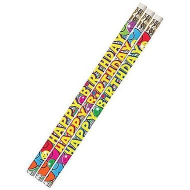 Musgrave® Birthday Bash Pencil, Dozen