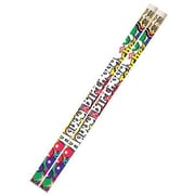 Musgrave® Happy Birthday From Your Teacher Pencil, Dozen