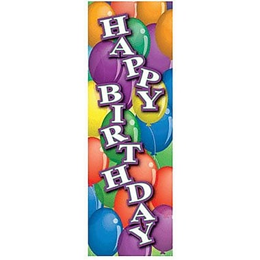North Star Teacher Resources® Happy Birthday Bookmark, Grades Pre School - 12th