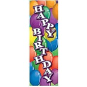 North Star Teacher Resources® Happy Birthday Bookmark, Grades pre-school - 12th