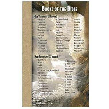 North Star Teacher Resources® Books of The Bible Memory Cards