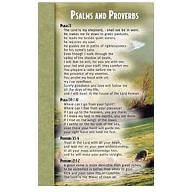 North Star Teacher Resources® Psalms and Proverbs Memory Cards