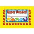 North Star Teacher Resources® Punch Card, Super Reader