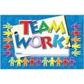 North Star Teacher Resources® Punch Card, Teamwork
