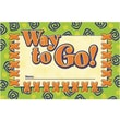 North Star Teacher Resources® Punch Card, Way to Go